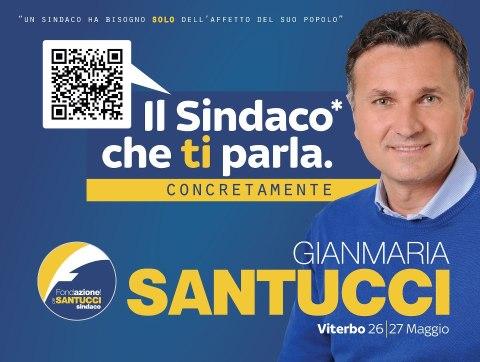 Gianmaria Santucci Qr-code